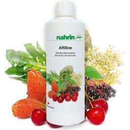"""""""AFFI'LINE"""" gėrimas – 500ml maisto papildas organizmo vandens balansui optimizuoti"""