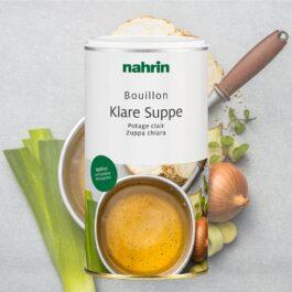 Skaidri daržovių sriuba (miltelių), 400G = 22L