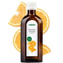 "Multivitaminų sirupas ""Narosan Apelsinas"" su magniu, 500ml"