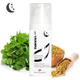 Naktinis kremas, sumažina raukšles, atkuria odos stangrumą, 50ml