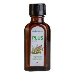 """""""OIL PLUS"""" 33 eteriniai aliejai ir 7 augalų ekstraktai, 50ml"""