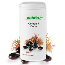 OMEGA-3 žuvų taukų kapsulės su selenu, 100vnt