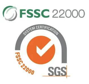 FSSC 22000 sertifikatas